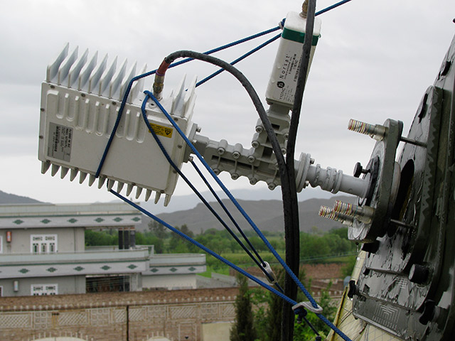 Technical Description Of Vsat Cables Bucs And Lnbs